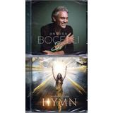 Kit Com 2 Cds Andrea Bocelli Si E Sarah Brightman Hymn