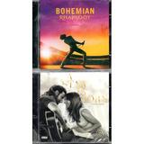 Kit Com 2 Cds Bohemian Rhapsody E Lady Gaga E Bradley Coo