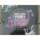 Kit Com 4 Cds Da Sara Farias Cantado E Playback Original