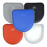 Kit Com 4 Porta Cd Dvd Midia Para40 Cds Jiadai Case Plástico Promoção