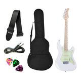 Kit Guitarra Strato Strinberg Sts100 Cores +brinde Oferta
