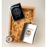 Kit Motorhead Rock n Roll Box Cantil