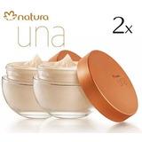Kit Natura Com 2 Una Hidratantes Corporal Perfumados 200g Cd