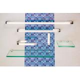 Kit Para Banheiro Platinum 2 (6 Peças)