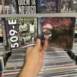 Kit Rap Nacional Sabotage E 509e Original Pronta Entrega