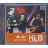 Klb   Cd Ao Vivo Volume Dois 2   Lacrado De Fábrica
