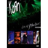 Korn   Live At Montreux 2004   Dvd