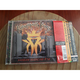 Kottonmouth Kings  high Society  Cd Importado Do Japão Raro