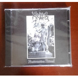 Krieg Destruction Ritual Cd Burzum Nargaroth Judas Iscariot