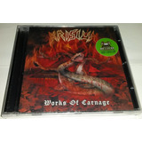 Krisiun   Works Of Carnage