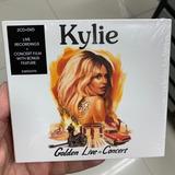 Kylie   Golden   Live In Concert Cd E Dvd Importado Lacrado