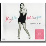 Kylie Minogue   Confide In Me Cd Duplo Novo Lacrado