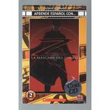 La Máscara Del Zorro    Nivel 2    Com Cd