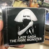 Lady Gaga   The Fame Monster Cd Duplo Lacrado