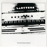Ladytron the Harmonium Sessions cd Raro Original Importado