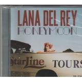 Lana Del Rey   Cd Honeymoon   Lacrado