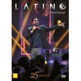Latino   Fantasy 25 Anos   Dvd