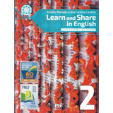 Learn And Share In English 2  Amadeu Marques Com Cd