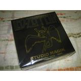 Led Zeppelin Box 18 Cds Studio Magik 1968 1980 Sessions Raro