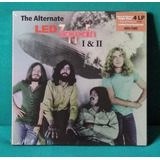 Led Zeppelin Box 3 Cd s   4 Lp s The Alternate Volume 1 E 2