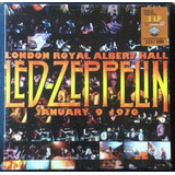 Led Zeppelin Box London Royal Albert Hall 09 01 1970 Lacrado