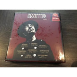 Led Zeppelin Box Tour Over Europe 1980 Vol  1 & 2 Novos Raro