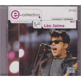 Léo Jaime   Cd E Colletion   2 Cds   Lacrado De Fábrica