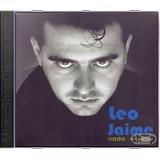 Leo Jaime Nada Mudou   Novo Lacrado Original