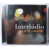 Léo Jaime   Interlúdio   C D Lacrado Manual