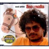 Leo Maia Cd Single Soul Plebe   Excelente Estado