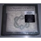 Leonard Cohen Complete Studio Albums   Box Set 11 Cds