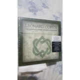 Leonard Cohen The Complete Studio Albums Collection Box11cds