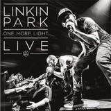 Linkin Park One More Light Live   Cd Rock