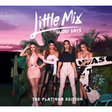 Little Mix   Glory Days   The Platinum Edition  Cd   Dvd