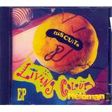 Living Colour 1991 Biscuits Cd Ep Com 6 Músicas