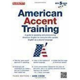 Livro American Accent Training With 5 Audio Cds Ann Cook