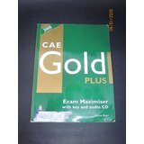 Livro Cae Gold Plus Exam Maximiser With Key And Audio Cd