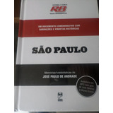 Livro Cd São Paulo Narrações Históricas Rádio Bandeirantes