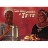 Livro Cozinha Judaica Da Maria  Com Cd