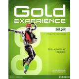 Livro Gold Experience B2 First For Schools   Cd Rom
