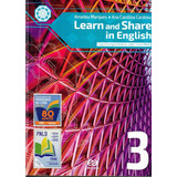 Livro Learn And Share In English 3   Com Cd