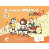 Livro Mig E Meg   Iniciação Musical   Aluno Com Cd