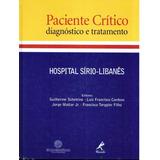 Livro Paciente Crítico Diagnóstico E Tratamento Com Cd rom