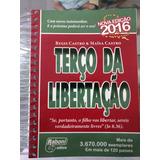Livro Terço Da Libertação 2016 Cd Brinde