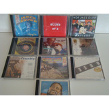 Lote 10 Cds   Country   Blues   Bb King   James Brown