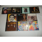 Lote 10 Cds   Frank Sinatra Best Live Raros Duets Forever