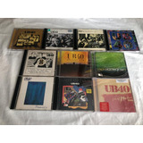 Lote 10 Cds Ub40   Rock Jazz Internacional Pop Raro