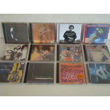 Lote 12 Cds   Dire Straits Joe Cocker Fastball Smash Mouth