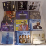 Lote 12 Cds Gospel Pop: Eli Soares  Ton Carfi Etc Originais