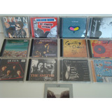 Lote 13 Cds   The Smiths   Bob Dylan   Yes   Sugar Ray